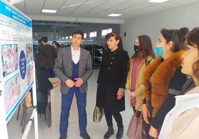 Job Fair was organized in Yangiyer